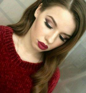 Визажист-стилист (макияж,прически)