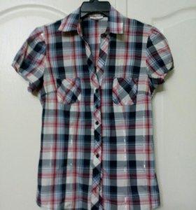 Блуза - рубашка, 42р.