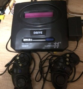 Sega mega drive (сега) 90 игр