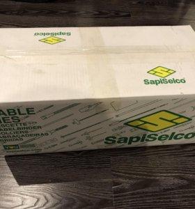 Кабельные стяжки Sapiselco