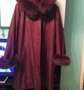 Зимнее пальто 2 в 1