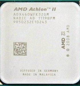 Athlon ii x3 460 3.4+ кулер zalman