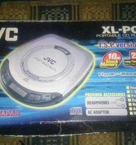 CD-плейер JVC XL-PG3
