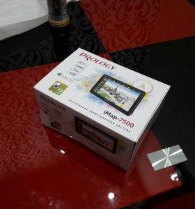 GPS Навигатор PROLOGY iMap-7500