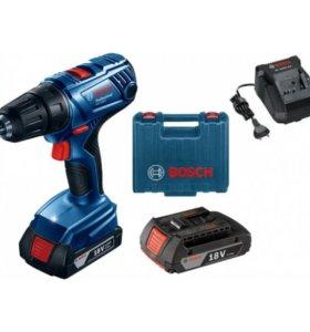 Шуруповерт аккумуляторный Bosch GSR 180-Li