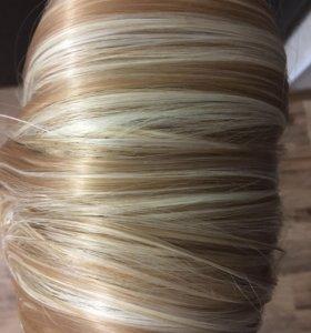Продам новые волосы на заколках