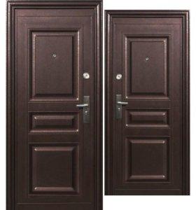 Недорогая Стальная дверь Kaizer K700