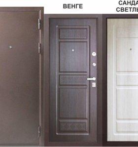Акция. Дверь Толстяк 10 см. Три контура уплотнения
