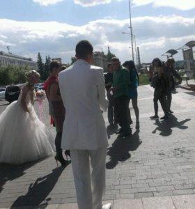 Продается свадебный костюм