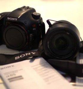Фотоаппарат Sony a65 f3.5-5.6