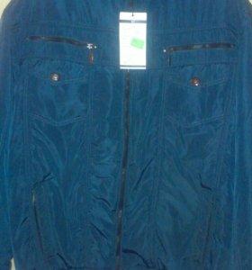 Куртка новая (бодьшой размер)