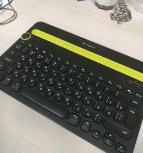 Беспроводная клавиатура Logitec
