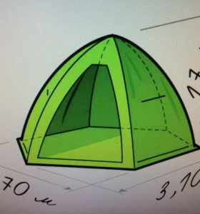 Палатка «ЛОТОС»