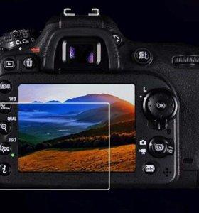 Защитное стекло на дисплей Nikon