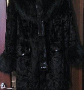 Пальто зимнее б!у