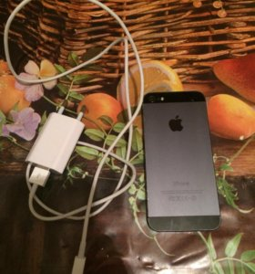 iPhone 5 16gb LTE РСТ