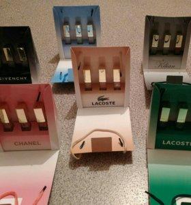 Подарочные наборы парфюма мировых брендов