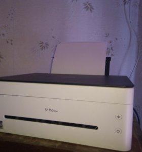 Принтер Ricoh SP 150 suw