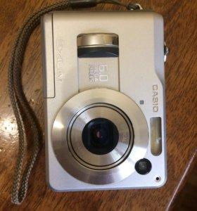 Фотоаппарат цифровой Casio