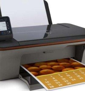 HP с WI-Fi принтер сканер копир цветной