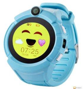 Умные часы с GPS Smart baby Watch Q360 c камерой