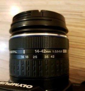 Фотоаппарат olympus e 510
