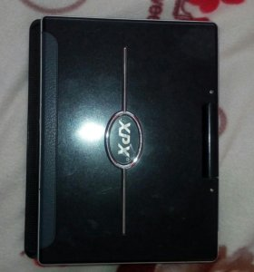 DVD плеер портативный.