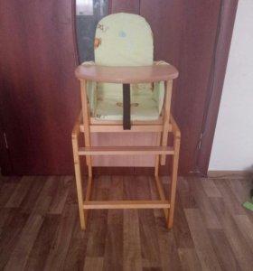 стульчик парта для кормления