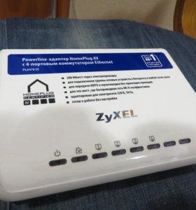 Powerline-адаптер ZyXEL PLA470 EE