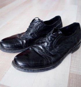 Ботинки мужские chester Tj collection кожа
