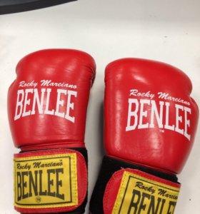 Перчатки Benlee (кожа)
