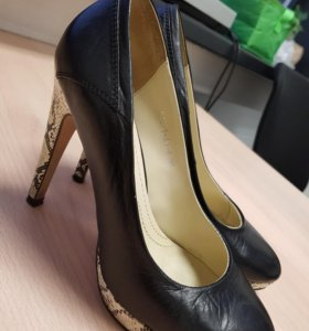 Туфли кожаные 36 размера