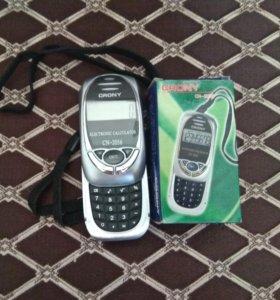 Калькулятор CRONY CN-2058