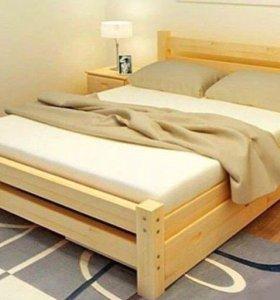 Кровать двуспальная с доставкой