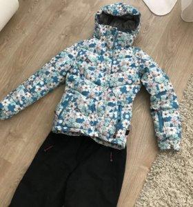 Горнолыжный костюм 44