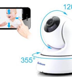 Управляемая WiFI камера