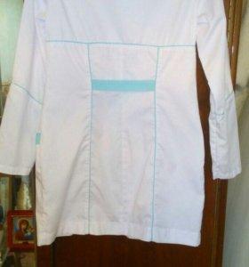 Медицинский халат 44 размер
