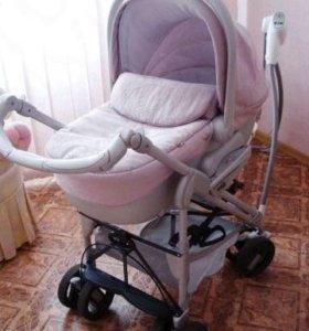Итальянская коляска 3в1 CAM