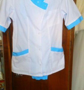 Медицинская пижама 44 размер