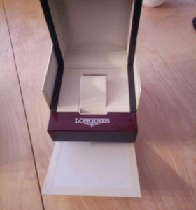 коробка от часов longines