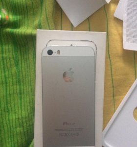 iPhone 5s 16gb. Touch ID LTE РСТ