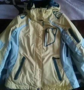 Куртка на девочку ❄⛄