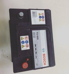 Аккумулятор Bosch 55 Ah