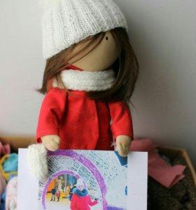 Кукла портретная