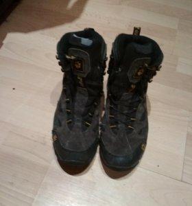 Ботинки мужские jack wolfskin