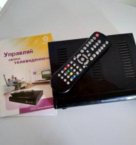 IP tv приставка