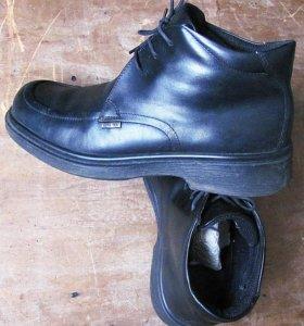 Ботинки Ecco Gore-Tex (42 размер)