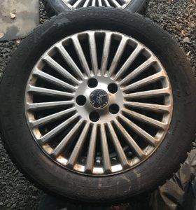 Колёса R16 шипованные
