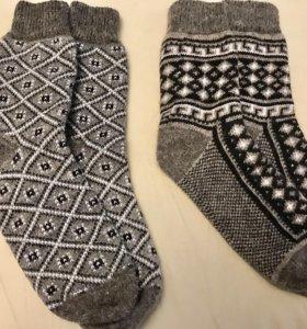 Носки шерстяные новые мужские