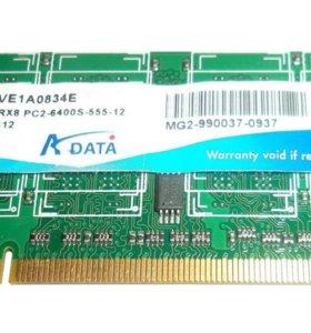 Оперативная память sodimm DDR2 1Gb